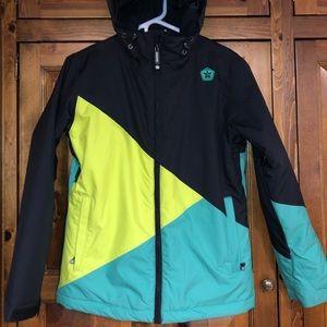Sessions Terrain Series Ski Jacket